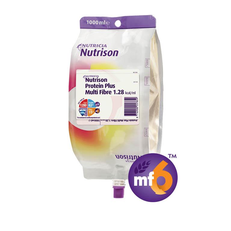 nutrison protein plus multi fibre