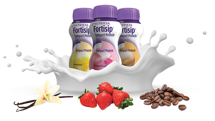 Fortisip Compact Protein - Nutricia Australia